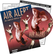 Air Alert –  How To Jump Higher & Improve Your Vertical Jump – $21.95