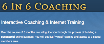 Jason Fladlien – 6 in 6 Coaching – $997