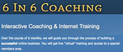 Jason Fladlien – 6 in 6 Coaching – $997