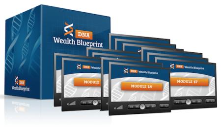DNA Wealth Blueprint box