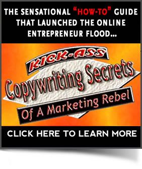 Kickass Copywriting Secrets of a Marketing Rebel