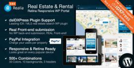 Realia – Responsive Real Estate WordPress Theme
