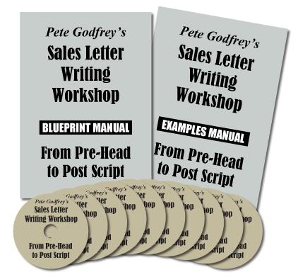 Sales Letter Writing Workshop