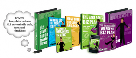 The Bare Bones Biz Plan