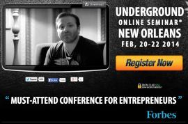Underground-Online-X-Seminar