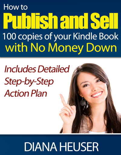 how to sell your own published book