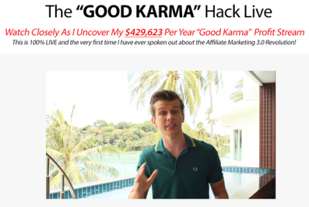 rident Protocol Academy Good Karma Hack Affiliate Marketing2