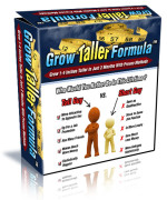 Grow Taller Formula – VAlue $97