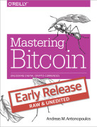 Mastering Bitcoin – Unlocking digital crypto-currencies – Value $27.99