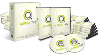 Outreach Spy by. Mark Thomson – Value $20