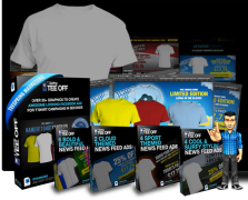 T Spring Teeoff – Teesping Graphics Pack – $27.75