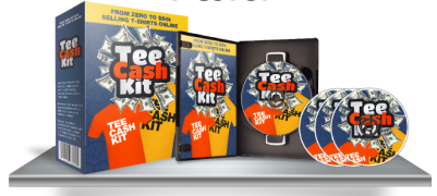 Tee Cash Kit – Value $37