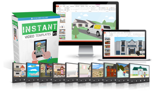 Instant Video Templates V2 – Value $297