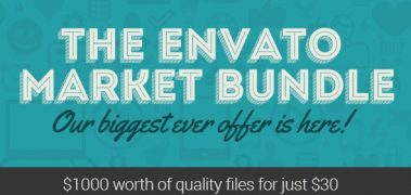 Envato $1000 Worth of Quality Files for Just $30