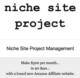 nichesiteprojectFreeDownloads