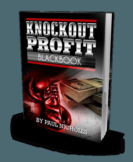 Knockout Profit Blackbook free