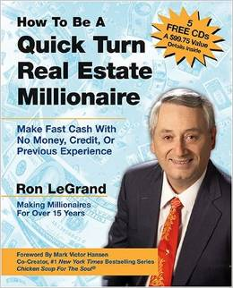 Ron LeGrand – Quick Turn Real Estate Millionaire Download