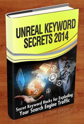 Unreal Keyword Secrets 2014