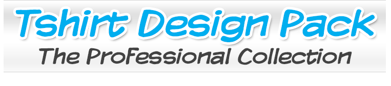 Tee Shirt Design Pack – Value $14