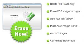 PDF Eraser PRO 2