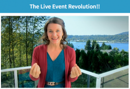 The Live Event Revolution – Make Millions with Live Events (Pdf Only)