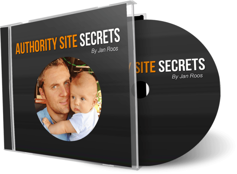 Authority Site Secrets – How To Build an Amazon Authority Site and Start Making Sales Within a Few Days – Price $495