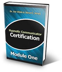 Hypnotic Communicator Certification Course Books