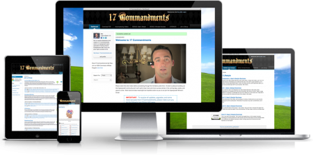 17 Commandments by Kenster