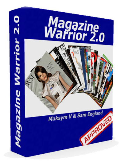 Magazine Warrior 2 Download