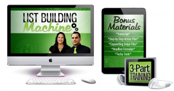 Marketing Your Purpose – List Building Machine + BONUS Fabulocity Training – Value $297