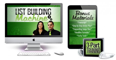 Marketing Your Purpose – List Building Machine + BONUS Fabulocity TrainingDownload