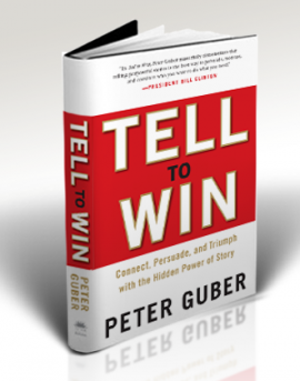 Peter Guber – Tell to Win