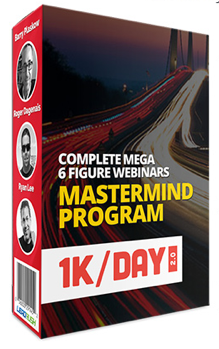 Ryan Lee and Barry Plaskow – 1K Per Day 2.0 Mastermind 2