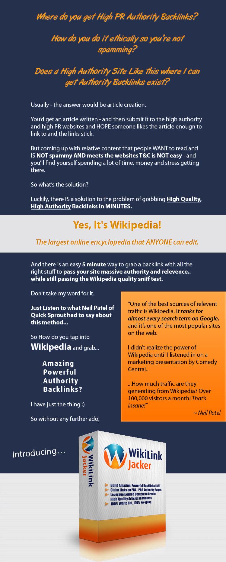 Wiki Link Jacker Pro-03