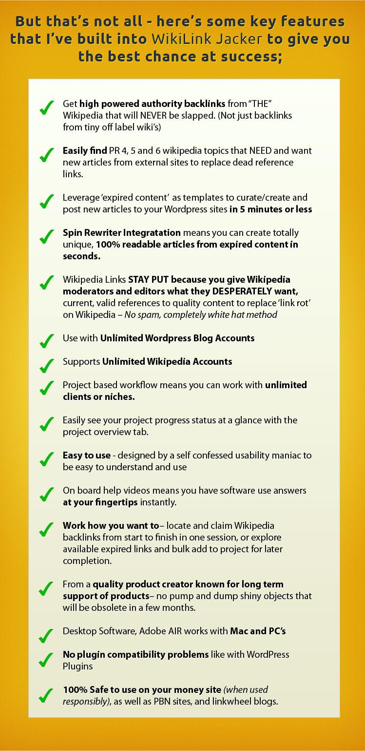 Wiki Link Jacker Pro-06a