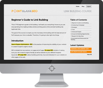 Advanced eCommerce Link Building – Point Blank SEO