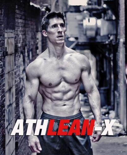 Athlean X- Jeff Cavaliere