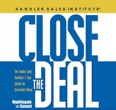 Close The Deal – Sandler Sales Institute