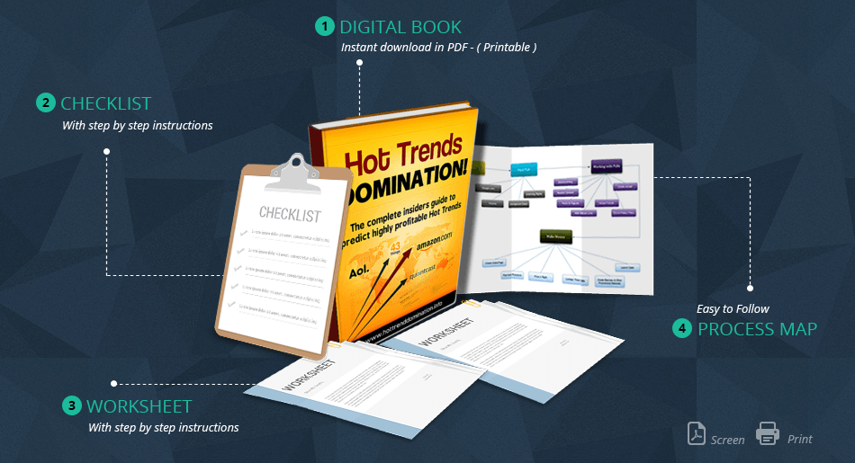 Hot Trends Domination Package