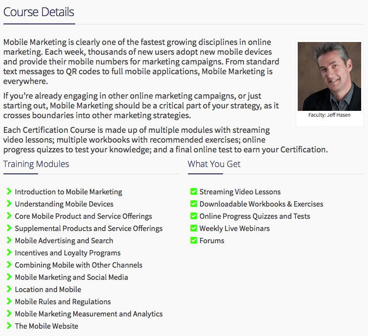 MarketMotive - Mobile Marketing Certification Course 4