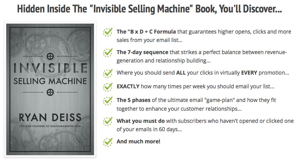 Ryan Deiss - Invisible Selling Machine E-Book 2