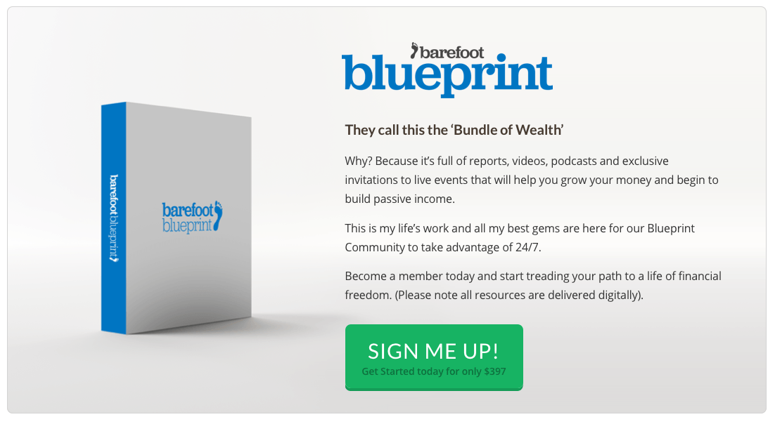 Barefoot blueprint price images blueprint design and for Blueprint cost