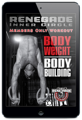 Body Weight Body Building Bodyweight-BB