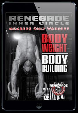 Body Weight Body Building Bodyweight-BB
