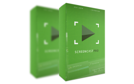 ScreenCast PRO + OTO boxartnew