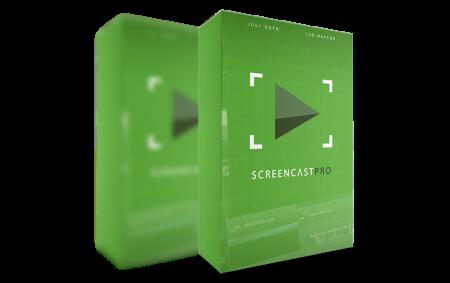 ScreenCast PRO + OTO boxartnew