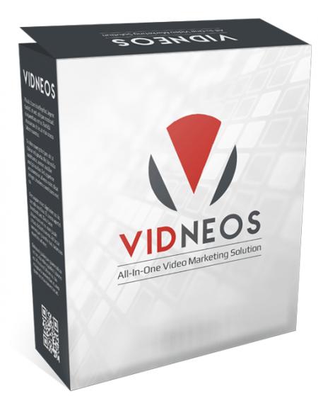 VIDNEOS – All-in-One Marketing Solution + OTO1 + OTO2