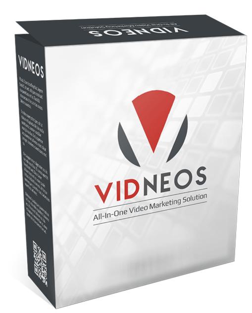 VIDNEOS - All-in-One Marketing Solution + OTO1 + OTO2