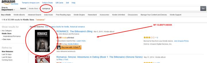 Kindle Bestseller Fastlane screenshot-bestseller1