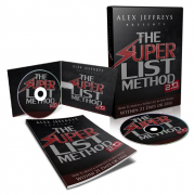 The Super List Method – Value $9.95
